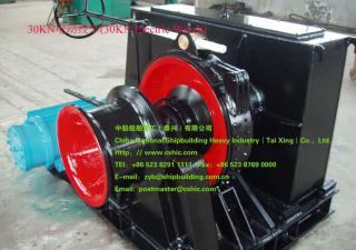 30KN Electric Winch